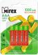 Комплект аккумуляторов Mirex HR03 / HR03-10-E4 (4шт) -
