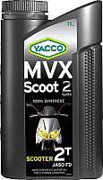 Моторное масло Yacco MVX Scoot 2 Synth (1л) -