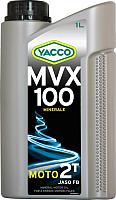 Моторное масло Yacco MVX 100 2T (1л) -
