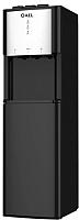 Кулер для воды AEL LD-AEL-811A (черный, нижняя загрузка бутыли) -