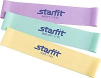 Набор эспандеров Starfit ES-203 (пастельный) -