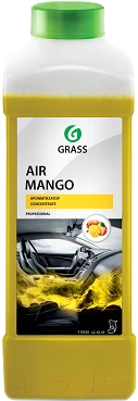 Освежитель автомобильный Grass Air Mango / 110320