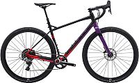 Велосипед Marin Gestalt X11 700C 56 / A 2036 (черный/фиолетовый/красный) -