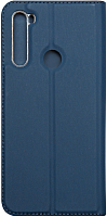 Чехол-книжка Volare Rosso Book для Redmi Note 8 (синий) -