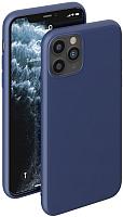 Чехол-накладка Deppa Gel Color Case Basic для iPhone 11 Pro / 87226 (синий) -