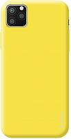 Чехол-накладка Deppa Gel Color Case для iPhone 11 Pro Max / 87251 (желтый) -