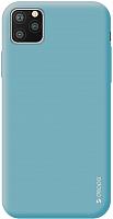 Чехол-накладка Deppa Gel Color Case для iPhone 11 Pro Max / 87249 (мятный) -