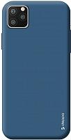 Чехол-накладка Deppa Gel Color Case для iPhone 11 Pro Max / 87247 (синий) -