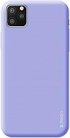 Чехол-накладка Deppa Gel Color Case для iPhone 11 Pro / 87238 (лавандовый) -