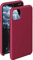Чехол-накладка Deppa Liquid Silicone Case для iPhone 11 Pro Max / 87309 (красный) -