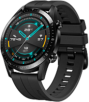 Умные часы Huawei Watch GT 2 LTN-B19 46mm (матовый черный) -