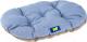 Матрас для животных Ferplast Relax 89/10 / 82089095 (голубой/серый) -