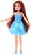 Кукла с аксессуарами Funky Toys Мила со сменным платьем и аксессуарами / 70003 -