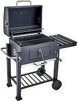 Угольный гриль GoGarden Grill-Master 83 / 50140 (черный) -