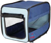 Сумка для животных Trixie 39691 (XS, темно-синий/голубой) -