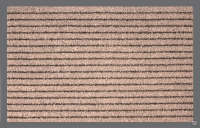Ковровая дорожка Велий Комета 90x1500 (бежевый) -