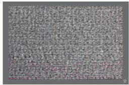 Ковровая дорожка Велий Комета 90x1500 (серый)