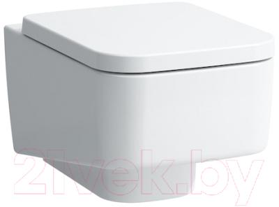 Унитаз подвесной Laufen Pro S 8209610000001 + 8919610000001