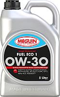 Моторное масло Meguin Megol Fuel Eco 1 0W30 / 33039 (5л) -