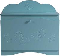 Ящик для хранения Лель Baby Sleep. Бабочки БИ 117 (тиффани, Д 050) -