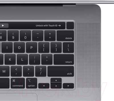 "Ноутбук Apple MacBook Pro 16"" Touch Bar 2019 512GB / MVVJ2 (серый космос)"