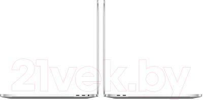 "Ноутбук Apple MacBook Pro 16"" Touch Bar 2019 512GB / MVVL2 (серебристый)"