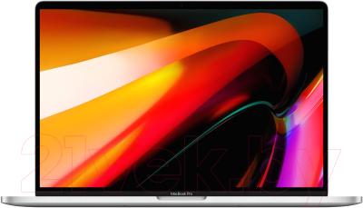 "Ноутбук Apple MacBook Pro 16"" Touch Bar 2019 1TB / MVVM2 (серебристый)"