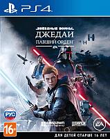 Игра для игровой консоли Sony PlayStation 4 Звездные Войны Джедаи: Павший Орден -