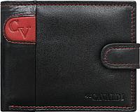 Портмоне Cedar 4U Cavaldi N992L-SCV (черный/красный) -