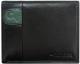 Портмоне Cedar 4U Cavaldi N992-SCV (черный/зеленый) -