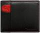 Портмоне Cedar 4U Cavaldi N992-SCV (черный/красный) -