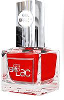 Лак для ногтей E.Mi Ультрастойкий лак Gel Effect Феррари №118 (9мл) -