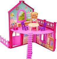 Кукольный домик Qunxing Toys Подружка с домиком / K899-101 -