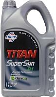 Моторное масло Fuchs Titan Supersyn D1 5W30 / 601427183 (5л) -