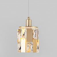 Потолочный светильник Евросвет 50101/1 (перламутровое золото) -