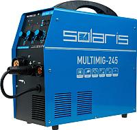 Инвертор сварочный Solaris MULTIMIG-245 -