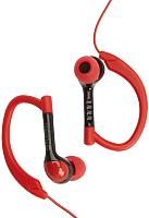 Наушники-гарнитура Platinet Sport PM1072R Bluetooth (черный/красный) -
