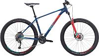 Велосипед Polygon Xtrada 5 New 29 18 / AIXP29XT5 (M, голубой/красный) -
