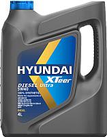 Моторное масло Hyundai XTeer Diesel Ultra 5W40 / 1041223 (4л) -