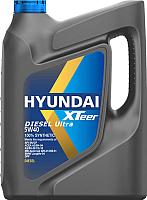 Моторное масло Hyundai XTeer Diesel Ultra 5W40 / 1051223 (5л) -