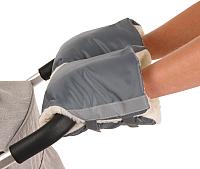 Муфта для коляски Bambola 055BL (серый) -
