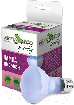 Лампа для террариума Repti-Zoo Friendly / 83725059