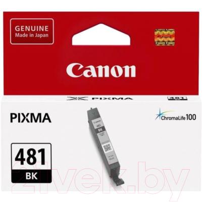 Картридж Canon CLI-481BK (2101C001)
