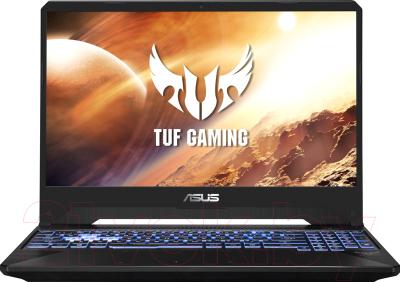 Игровой ноутбук Asus TUF Gaming FX505DT-BQ078