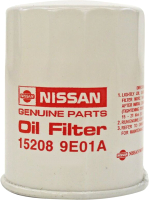 Масляный фильтр Nissan 152089E01A -