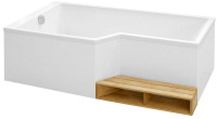 Ванна акриловая Jacob Delafon Bain-Douche Neo 180x90 / E6D004L-00 -