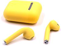 Наушники-гарнитура D&A i12s (желтый) -