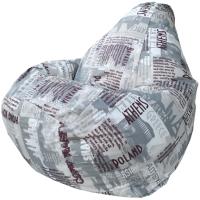Бескаркасное кресло Flagman Груша Макси Г2.7-07 (City) -