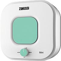 Накопительный водонагреватель Zanussi ZWH/S 15 Mini O (зеленый) -