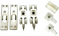 Ролики для раздвижных дверей Rucetti R-SET 4 -